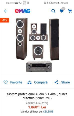 Sistem audio 5.1