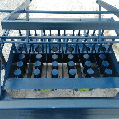 Станок для производства пескоблока, шлакоблока, Вибростолы, Сито