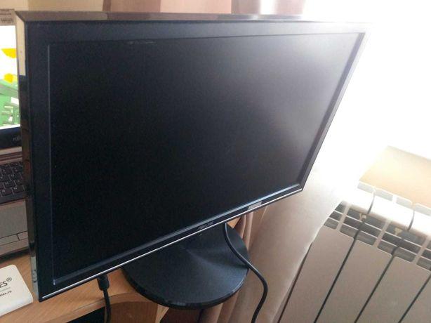 "Monitor ASUS VW VW202SR 20"" Widescreen LCD TFT, built-in Speakers"