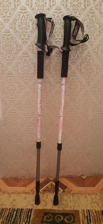 Скандинавские палки для ходьбы