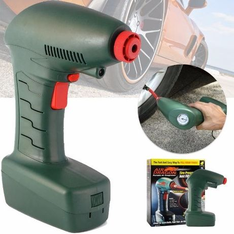 Compresor aer portabil auto rapid