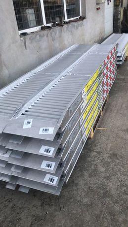 Rampe aluminiu incarcare
