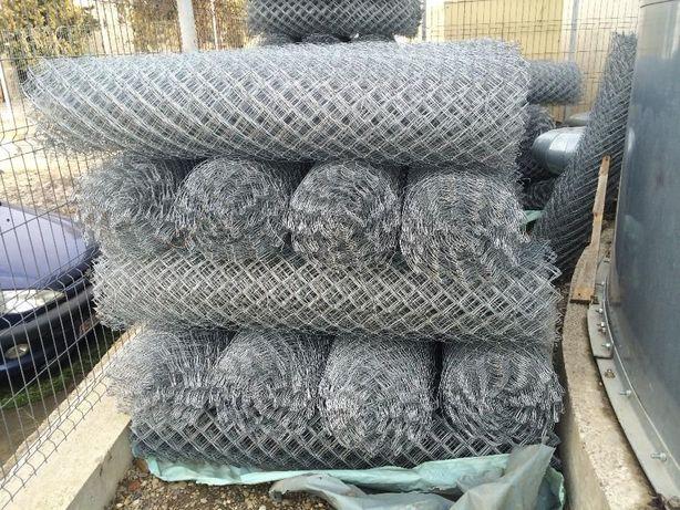 Plasa de Gard Impletita 1,20m,1,50m si 1,70 Inaltime