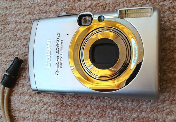 Canon powershot SD850is