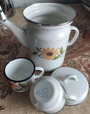 Чайник, кофейник,бидон,кастрюля СССР