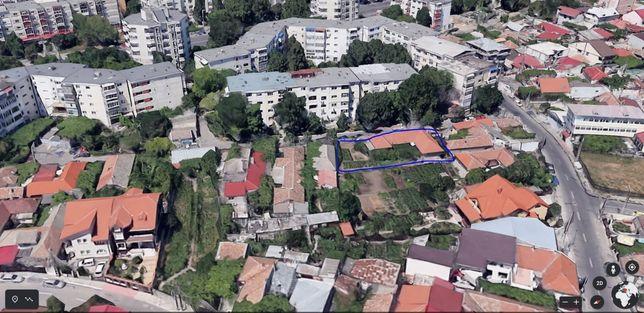 Vând casă cu teren, total 500mp in Constanta, zona Soveja