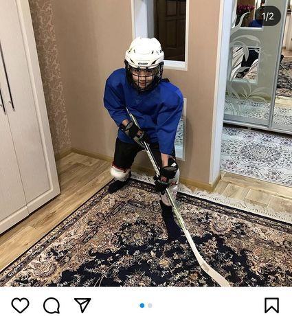 Продам амуницию для хоккея