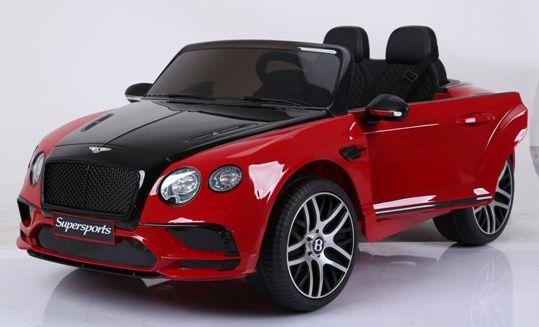 Masiniuta electrica Bentley Continental la 12 volti ! Cu licenta