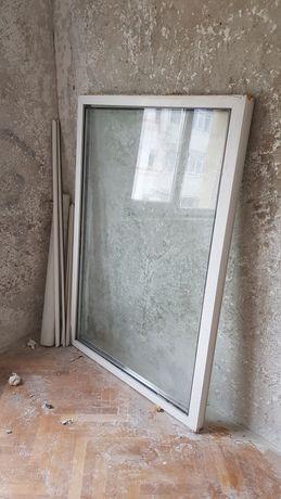 Vand geamuri termopane fixe - rama PVC