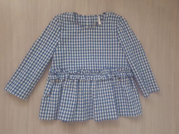 Блуза виши ZARA