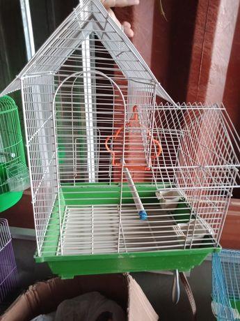 Клетка для попугая жк примера