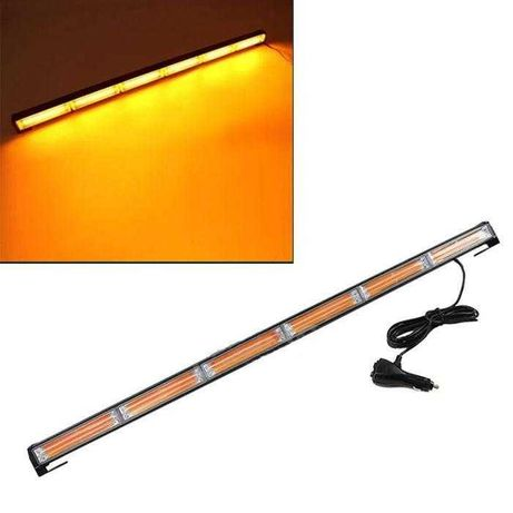 LED сигнална лампа 12V/24V 69см - няколко режима на работа