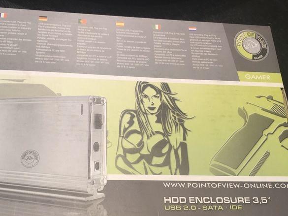 "Хард диск HDD Enclosure 3,5"""