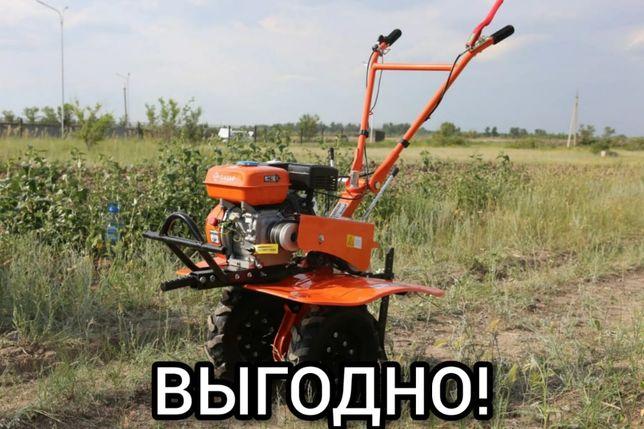 Мотоблок бензиновый QAZAR MS95. Успей!