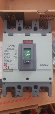 Disjuctor MCCB (circuit breaker) - intrerupator automat -200A
