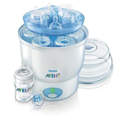 Vand sterilizator digital cu abur-Philips Avent