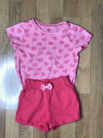 Летни дрехи за момиче 98/104 размер
