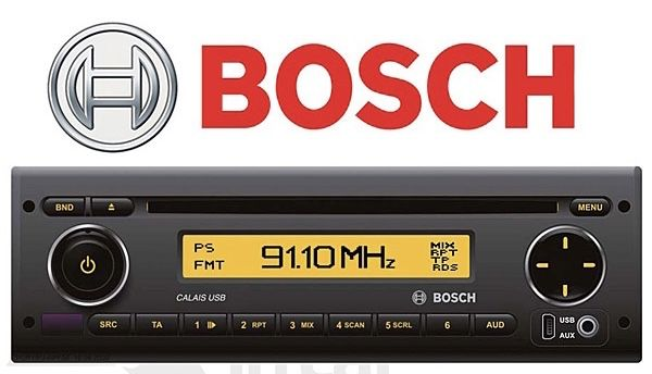 Casetofon Bosch Calais USB 80 12V