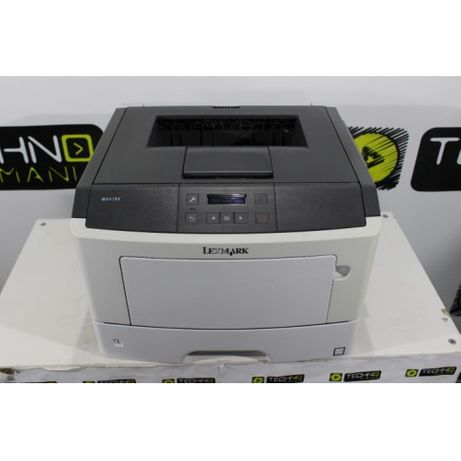 Реновиран/Лазерен принтер/Lexmark/MS410d/lazeren printer/printer
