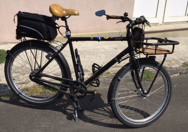 Vând bicicleta Taz Rad, super rezistenta