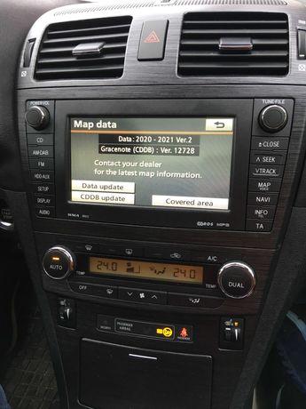 НОВО Toyota Lexus Gen6 08HDD 2020-2021Ver.2 лексус тойота навигацинен