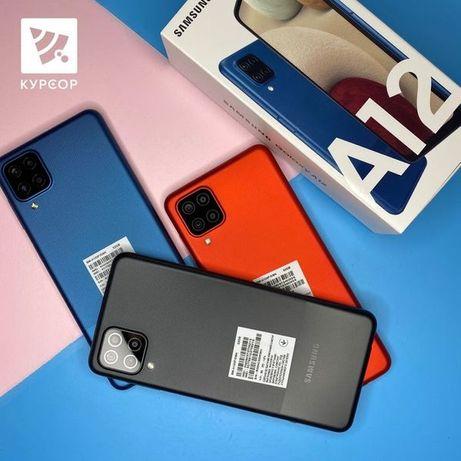 КУРСОР Samsung Galaxy A12 , 32/64GB, Назарбаева 161/Муканова 53