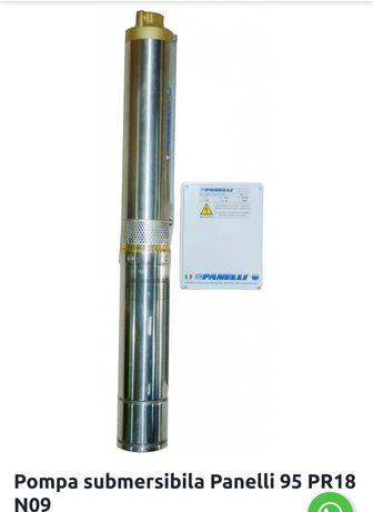 Vand pompa submersibila