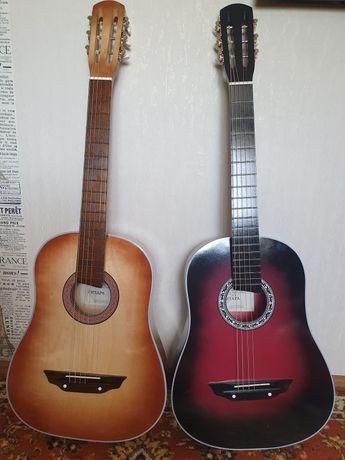 Гитара акустическая Россия новая
