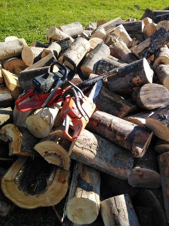 Tai lemne la domiciliul clientului
