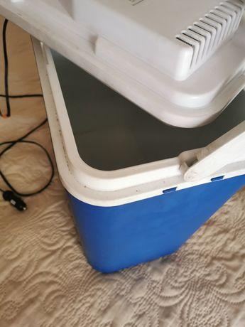 Електрическа хладилна чанта и навигация