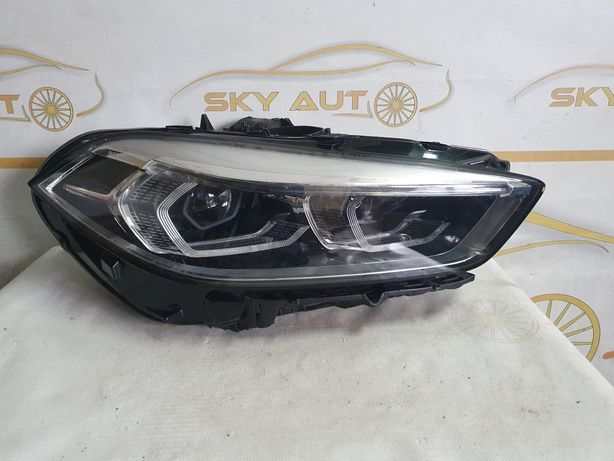 Far dreapta full led Bmw Seria 1 F40 dupa 2019 cod 9482808