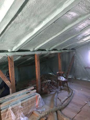 Izolare/ izolatii cu spuma poliuretanica, Cele mai Mici Preturi