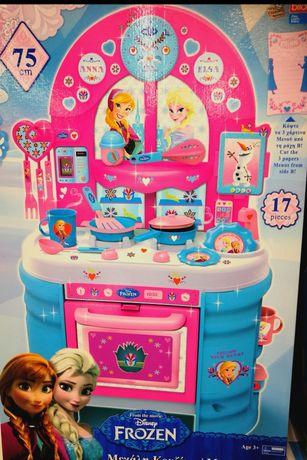 Детска кухня Замръзналото кралство Frozen