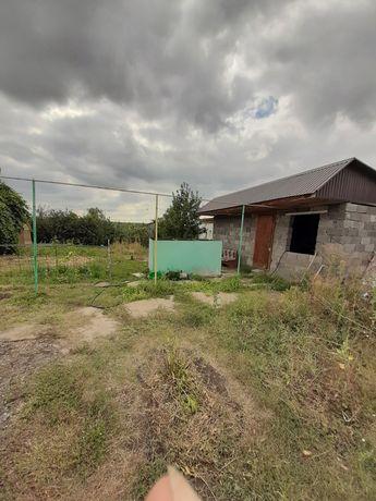 Продается дом недостроенный район Желаево