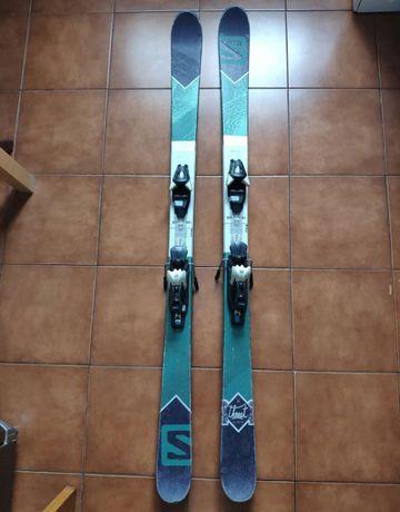 Ski schi Salomon Threat 171cm freestyle freeride