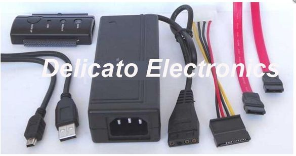Sata-Ide-USB адаптер