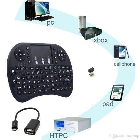 Безжична мини клавиатура/тъчпад / Mini Wireless keyboard