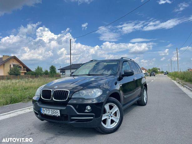 BMW X5 Mașina a fost achiziționată din România.