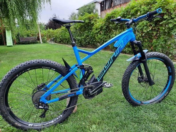 Bicicleta Electrica full suspension  Sunn charger s2 fără baterie