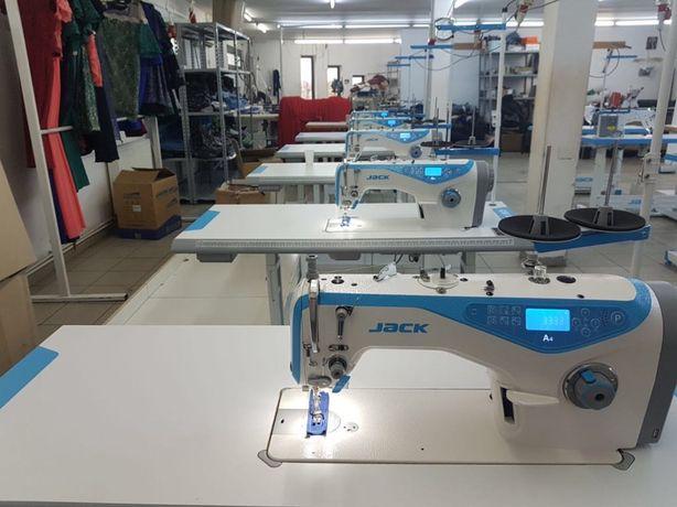 Masini de cusut liniare simple/automate Jack