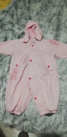 Salopeta/combinezon subtire roz mar 68