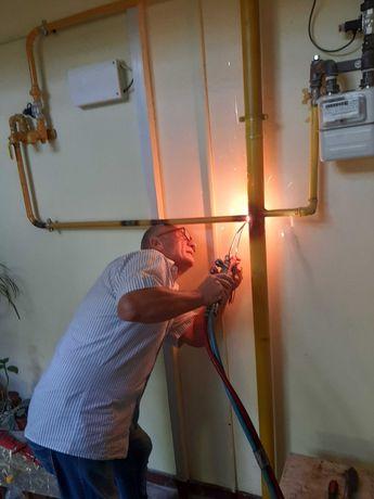 Instalator Autorizat Gaze-Sudură autogen-electrofuziune