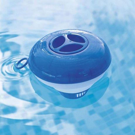 Дозатор плавающий химреагентов для бассейна Intex и Bestway