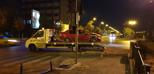 Tractari Auto NON STOP platformă tractari 24/24 dube XXL UTILAJE moto