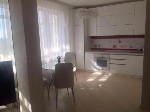 Сдаётся 1комн квартира на Кабанбай батыра 7/2 за 75.000