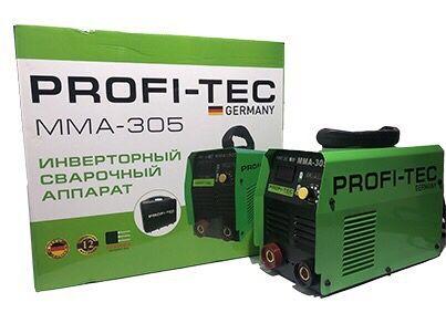 Aparat de Sudura-Invertor de sudura PROFI-TEC MMA 305 (curent 220V)