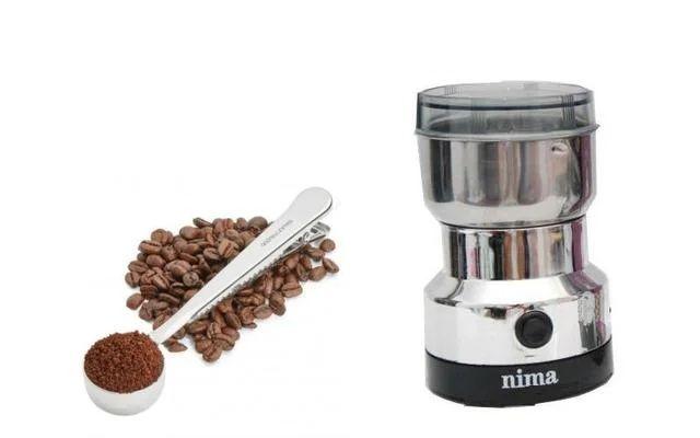 Кофемолка Nima. Многофункциональная кофемолка. Измельчитель