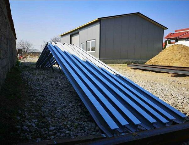 Vand din stoc structura metalica 8X15 metri