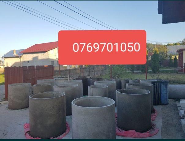 Tuburi beton /Capace beton armat