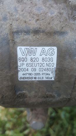 Compresor Clima AC Skoda Fabia VAG 6Q0 820 803G